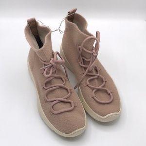 Cute Pink Kamari Sneaker Boots Universal Thread